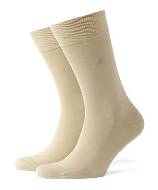 Burlington beige Dublin sokken