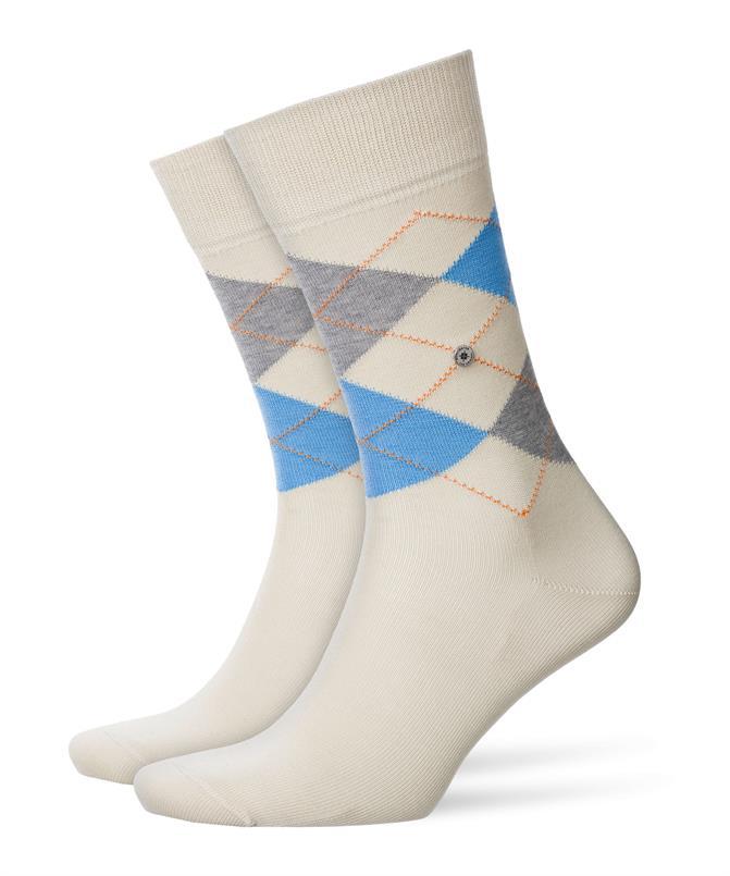 Burlington beige Manchester sokken