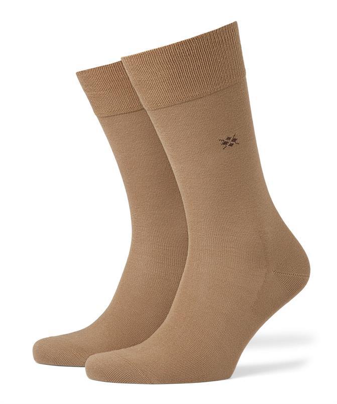 Burlington bruine Dublin sokken
