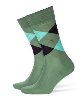 Burlington groene Manchester sokken