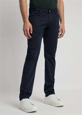 Emporio Armani Slim-fit 5 pocket in katoen