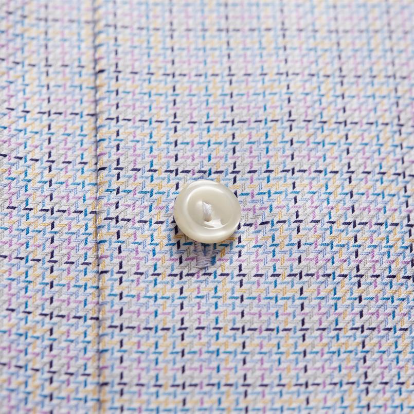 ETON checked hemd