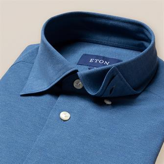 ETON jersey poloshirt - 056262563