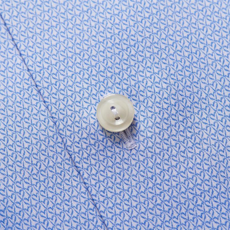ETON lichtblauw hemd