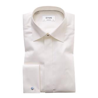 ETON off-white smoking hemd