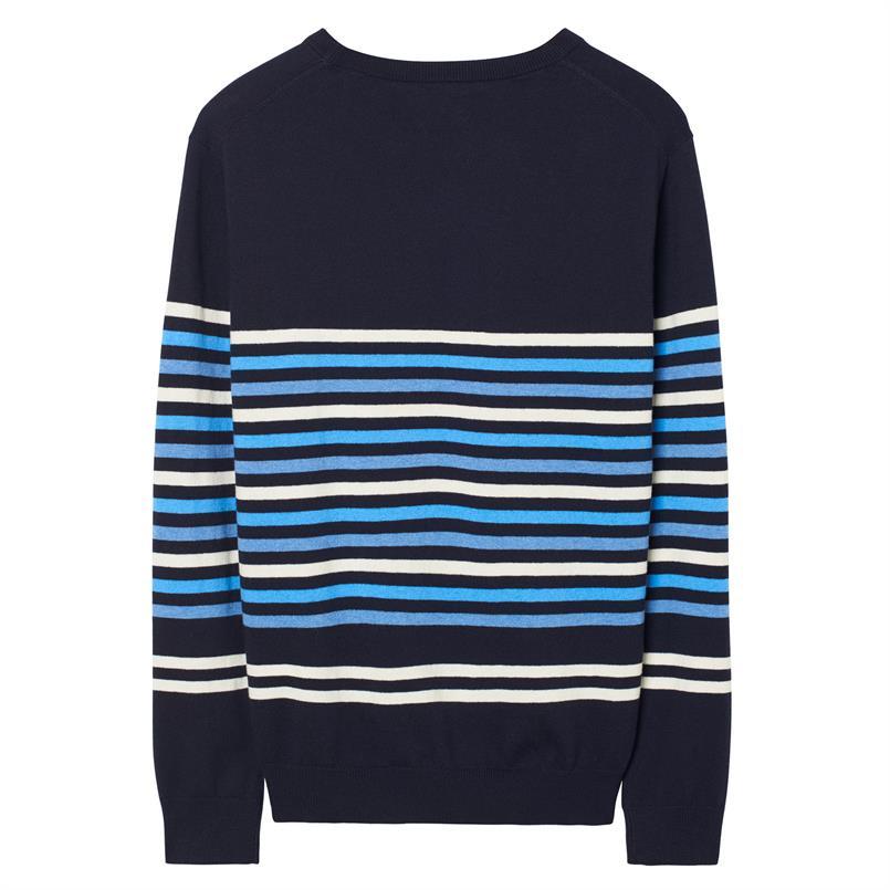 GANT Breton stripe crew trui