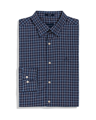 GANT oxford check