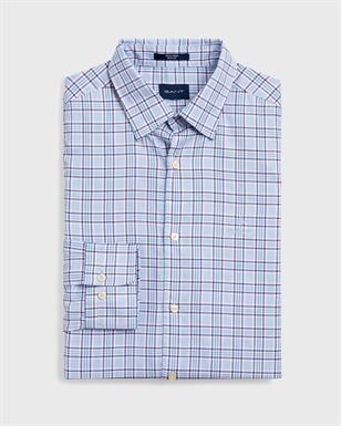 GANT Tech Prep™ Oxford-overhemd met ruiten in Regular Fit
