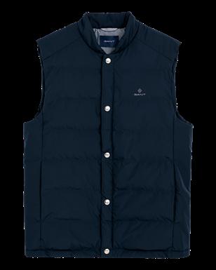 GANT the buttoned vest