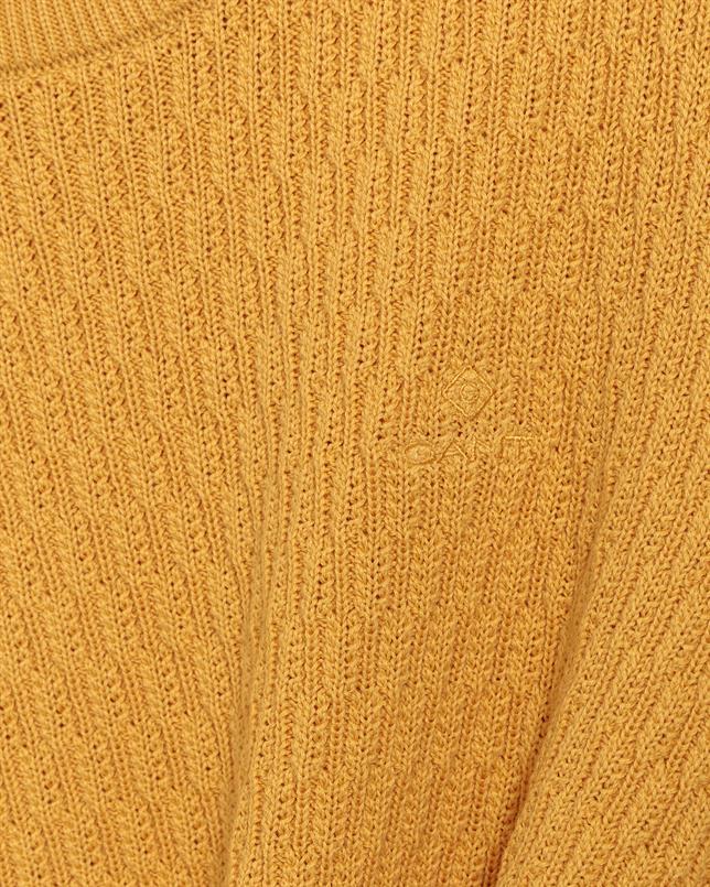GANT wheat texture crew
