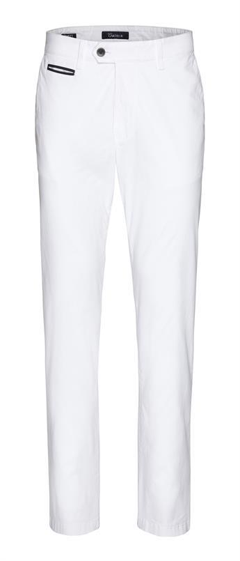 Gardeur witte broek Benny 3