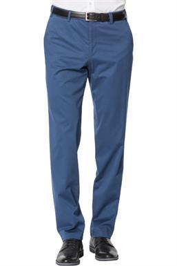 Hiltl blauwe broek Peaker-S
