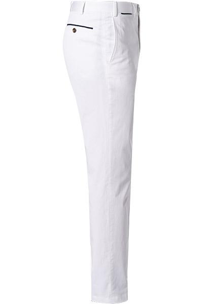 Hiltl witte broek Peaker-S