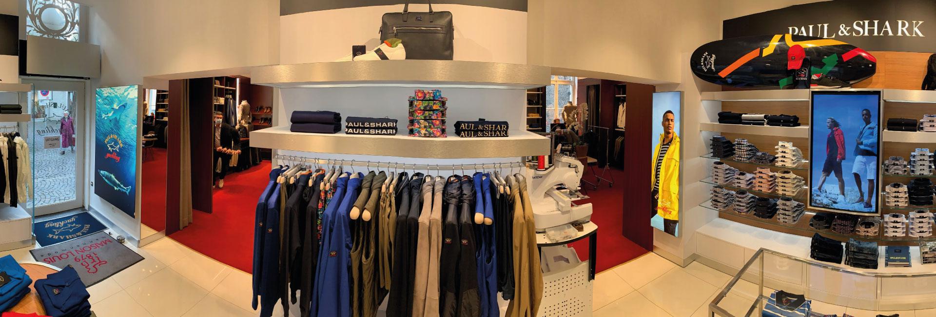 Maison Louis Maastricht Paul and Shark Online Shop