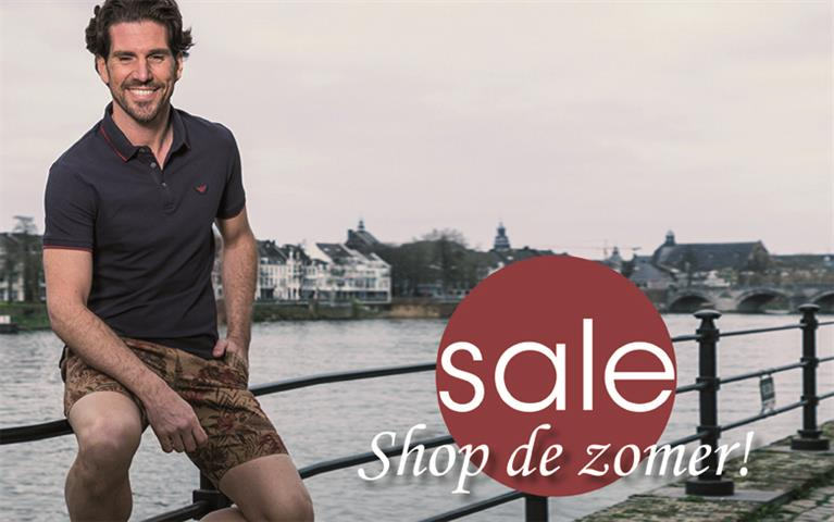 Maison Louis online shop mobile SALE banner 2