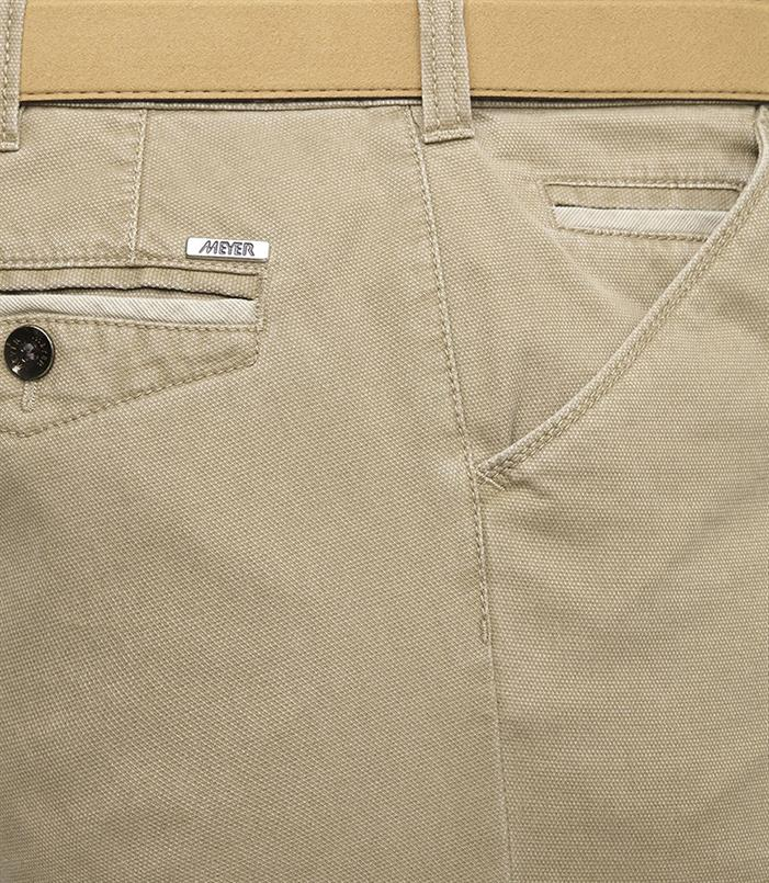 Meyer beige broek Chicago