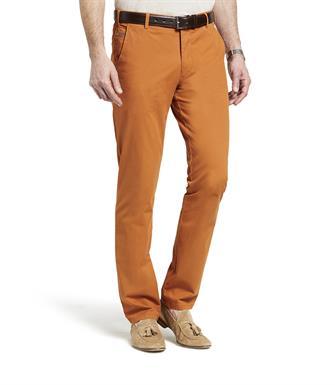 Meyer oranje broek Bonn