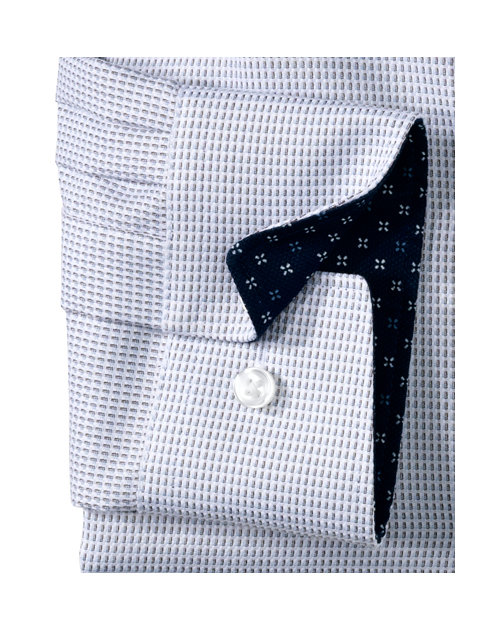 Olymp beige luxor modern fit hemd