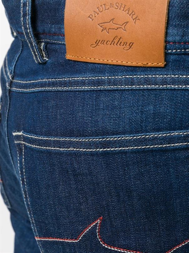 Paul & Shark 5-Pocket jeans basic - P19P4020