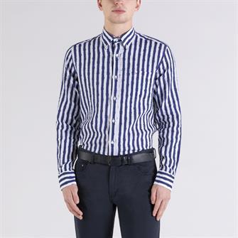Paul & Shark linnen overhemd - P20P3232