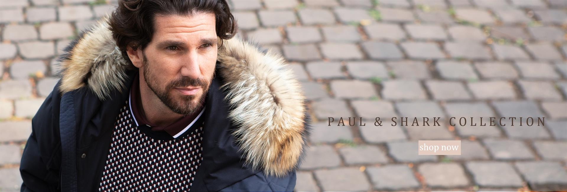 Paul & Shark Maison Louis Online Shop
