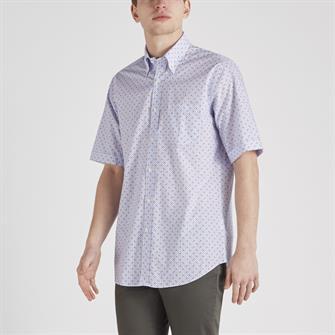Paul & Shark overhemd korte mouw - E20P3269