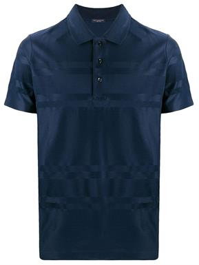 Paul & Shark Polo in Blauw KM - E19P1344