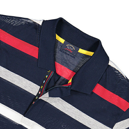 Paul & Shark Polo in Navy KM - E19P1208