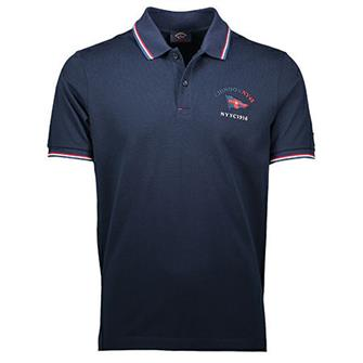 Paul & Shark Polo in Navy KM - E19P1267