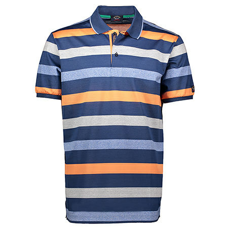 Paul & Shark Polo in Navy KM - E19P1367