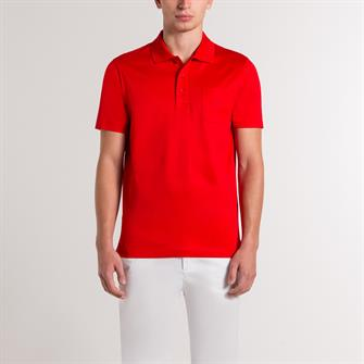 Paul & Shark polo in Rood KM - C0P1010