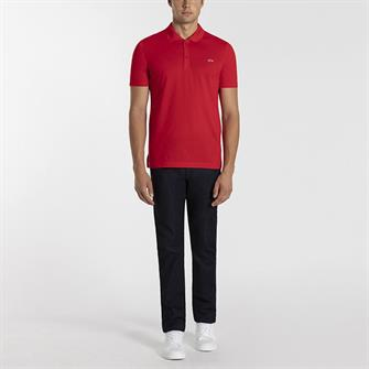 Paul & Shark polo in Rood KM - C0P1013