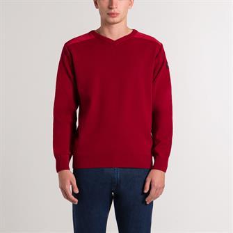 Paul & Shark pullover/trui bordeaux C0P1027