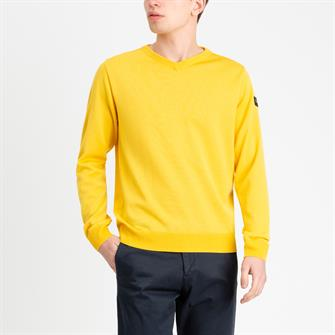 Paul & Shark pullover/trui in geel COP1041
