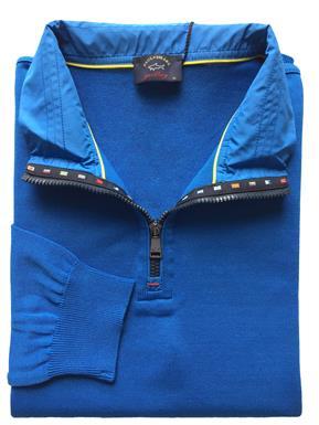 Paul & Shark Pullover/trui in Kobalt P19P1600