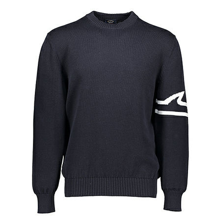 Paul & Shark Pullover/trui in Navy P19P1557