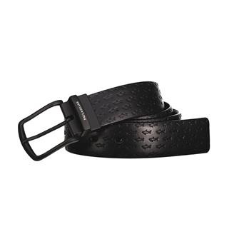 Paul & Shark Riem/ceintuur in zwart - I18P6020