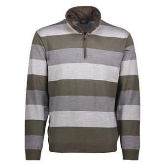 Paul & Shark Trui/pullover met zip I18P1152