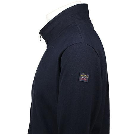 Paul & Shark Vest met zipper in Navy P19P1700