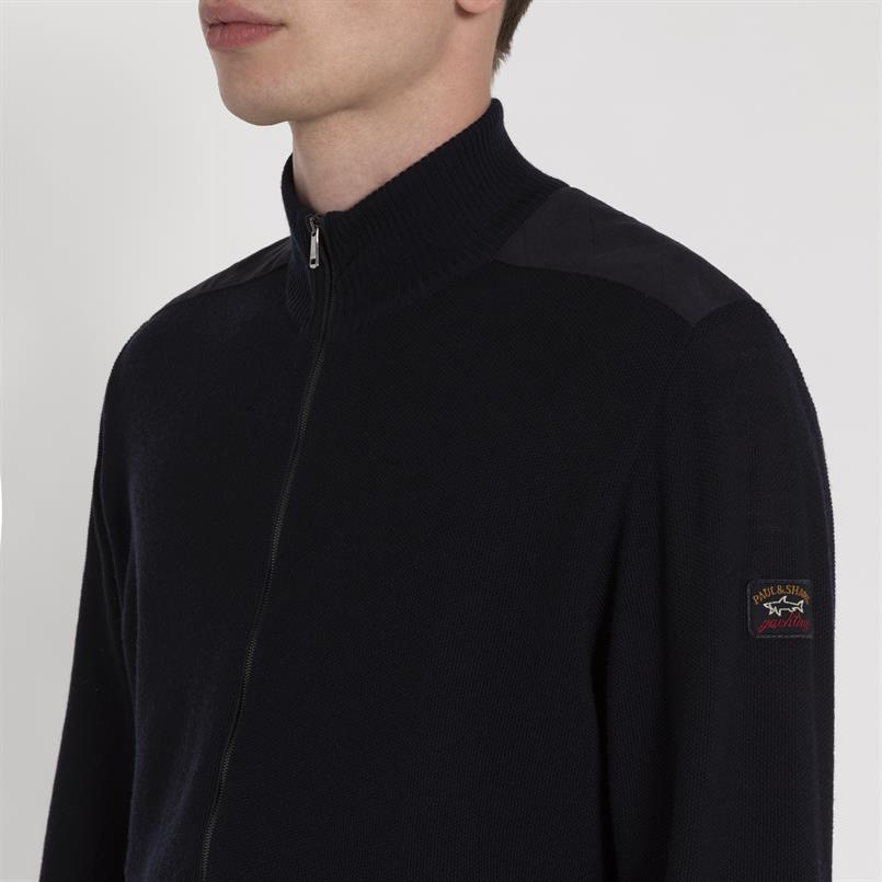 Paul & Shark vest uni - I19P1204
