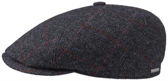 Stetson 6 panel cap wool