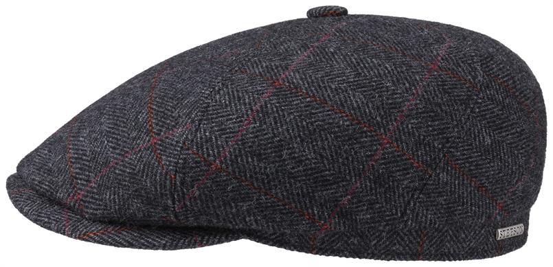 Stetson 6 panel cap wool