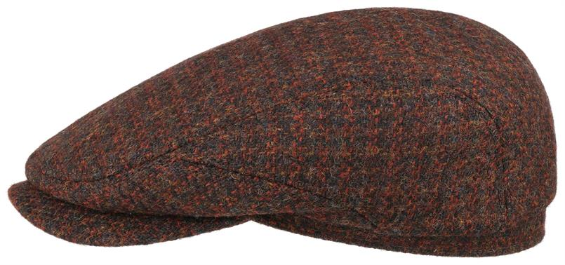 Stetson driver cap harris tweed