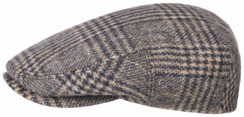 Stetson kent virgin wool check