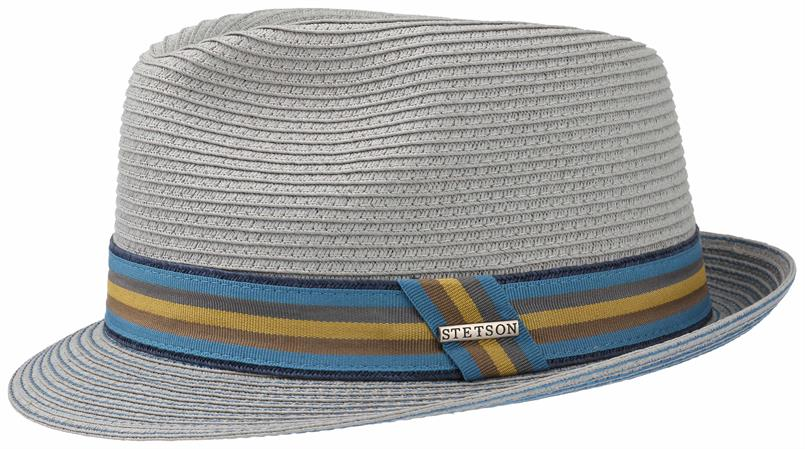 Stetson Munster Toyo Trilby stro Hoed
