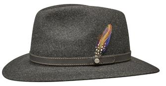 Stetson traveller woolfelt mix