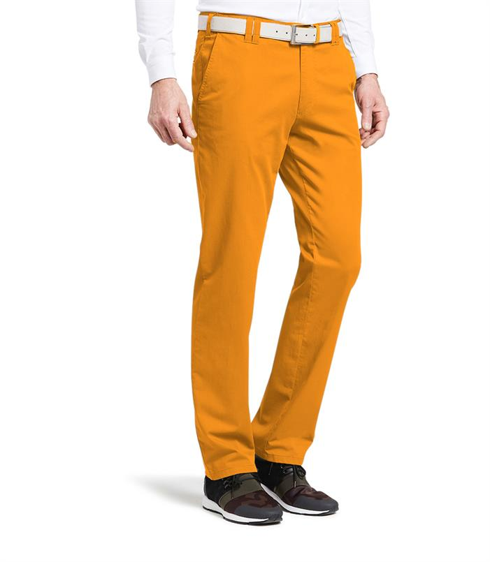 Wellington of Bilmore oranje broek Mr. Jones